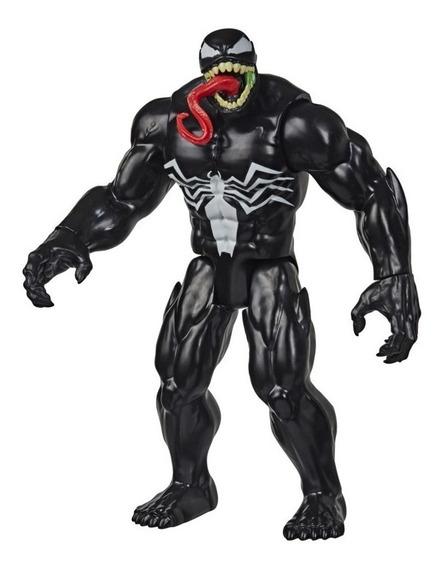 Spider Man Figura Titan Hero Maximum Venom - Hasbro E8684