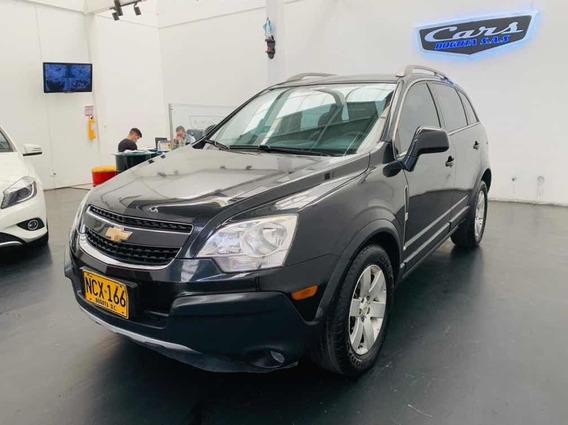 Chevrolet Captiva 2012 2.4 Sport 169 Hp