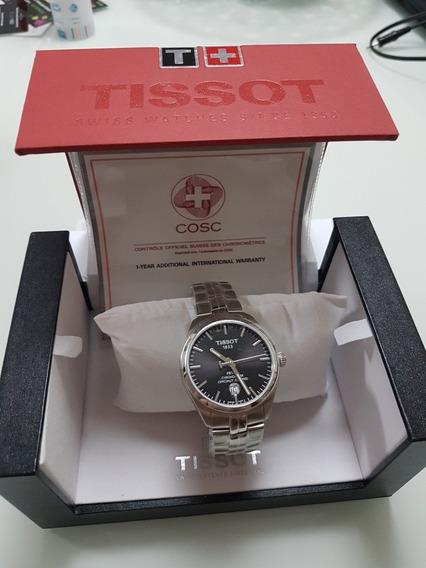 Relógio Tissot Pr100 Cosc Automático