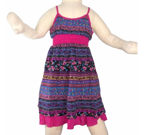 Vestido De Nena Dilo Tu Doble Tela Vestido Regalosdemama