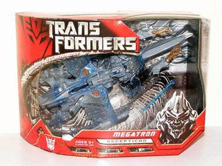 Transformers Megatron Voyager Class 2007