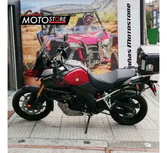 Suzuki Dl V-strom 1000 Roja 2015