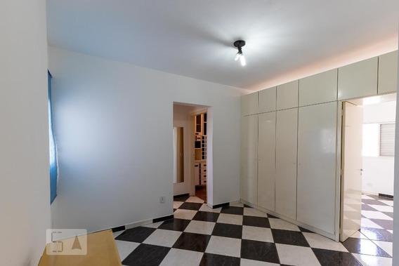 Apartamento No 13º Andar Com 1 Dormitório E 1 Garagem - Id: 892967338 - 267338