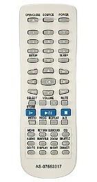 Controle Remoto Para Dvd Gradiente Hts-570/870