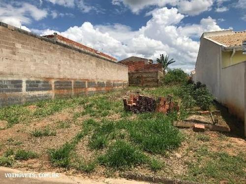 Terreno Para Venda Em Itupeva, Girassol - Te421_2-509787