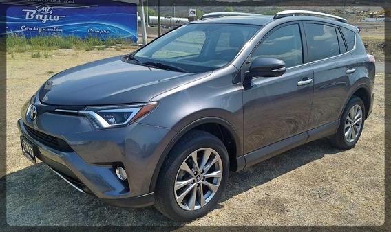 Toyota Rav 4 2017 Limited Equipada!