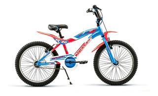 Bicicleta Raleigh Mxr 20 Rodado 20 Varon Niño Aluminio Cross