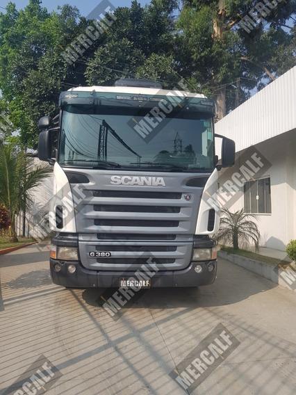 Scania G380 Ano 2010 6x2 - Baixa Km