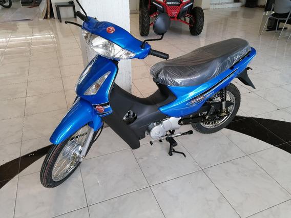 Motoneta Semi-automática 110cc Nueva Mod 2019