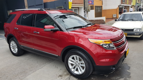 Ford Explorer Unlimited 2014
