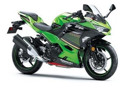 Ninja 400 Krt - Kawasaki - Zero Km 2020 ( Faby )