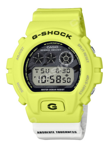 Reloj Casio G-shock Youth Dw-6900tga-9