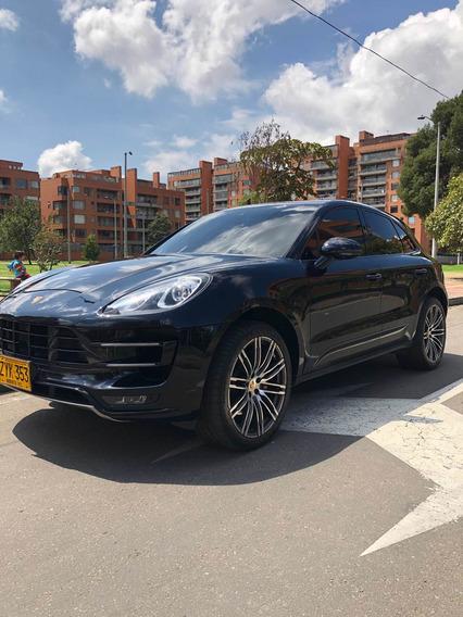 Porsche Macan Macan Turbo