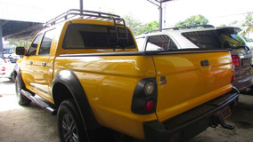 Mitsubishi L200 Outdoor 2.5 Gls 4x4 Cd 8v Turbo Intercooler