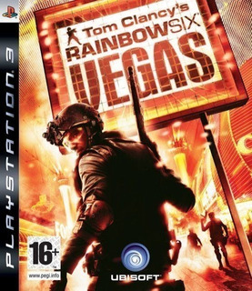 Rainbow Six Vegas 1 ~ Ps3 Digital Español