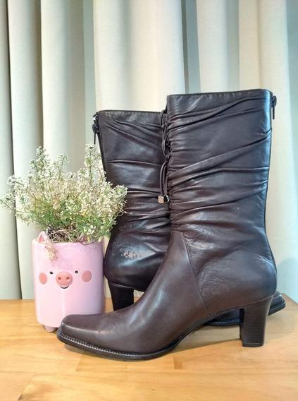 *liquidación Zapatos Nuevos De Cuero!*