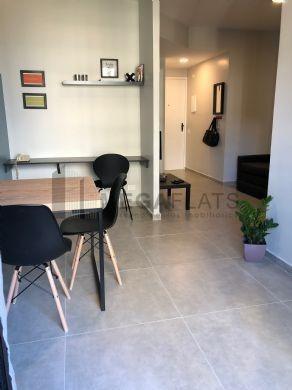 03496 - Flat 1 Dorm, Pinheiros - São Paulo/sp - 3496