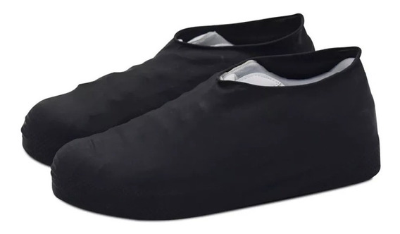 Cubre Zapato Tenis Protector Para Lluvia Impermeable Silicon