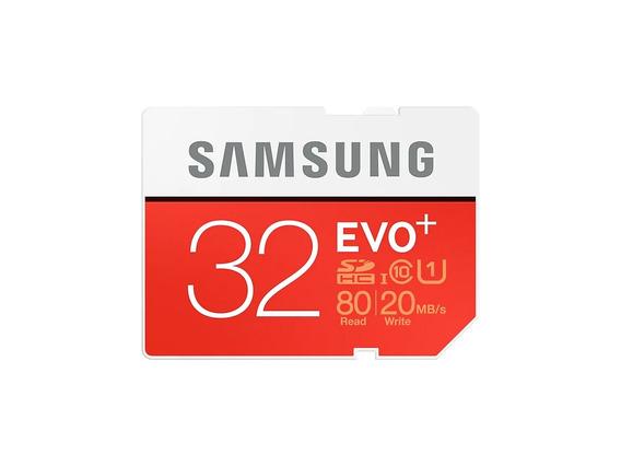 Samsung Micro Sd Hc 32gb Classe 10 Evo + 95mb/s Sd Original