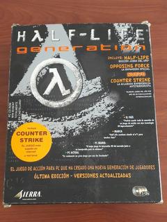 Half Life Generación Counter Strike Nuevo Juego Pc