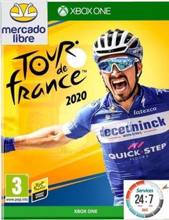 Tour De France 2020 Xbox One Local