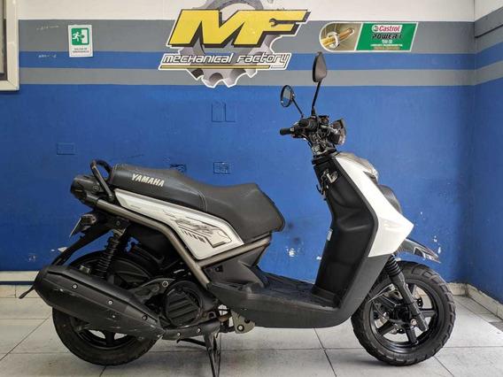 Yamaha Bws X 125 Modelo 2017 Perfecto Estado
