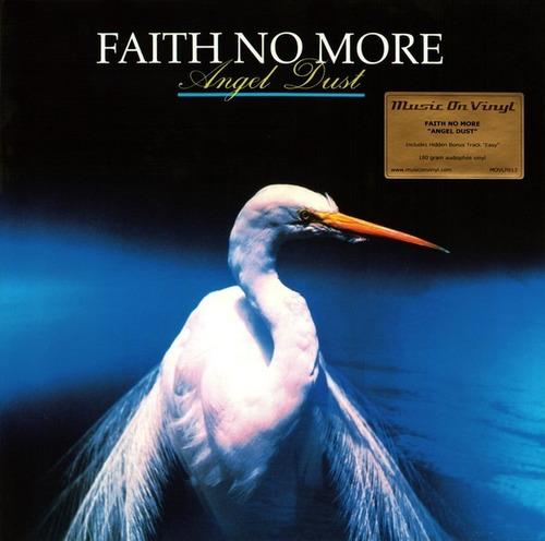 Faith No More - Angel Dust (vinilo Doble Nuevo)