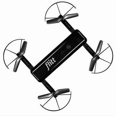 Drone Selfieflitt Flying Pocket Camera W/optical Promocional