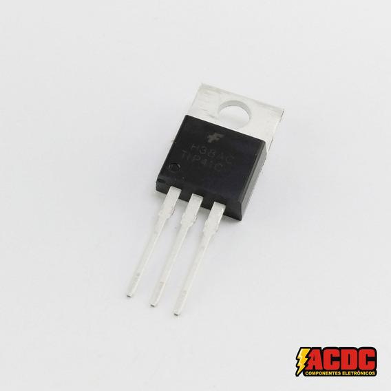 5 Pçs Transistor Tip41c - F129