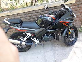 Zanella Rx 200 Naked
