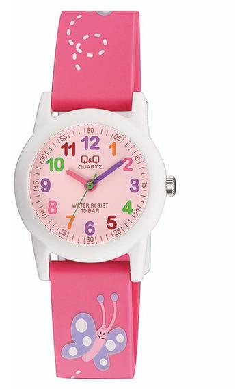 Relógio Q&q By Japan Infantil Vr99j002y C/ Garantia E Nf