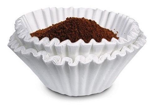 Filtros Café Para Cafeteras  De 4, 8 Y 12 Tazas 130 Unidades