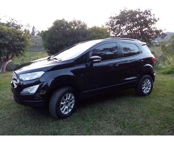 Ford Ecosport Automática