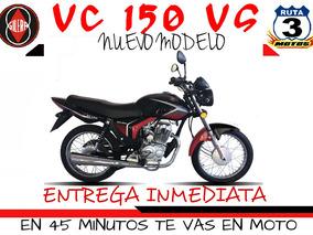 Moto Gilera Vc 150 2017 0km