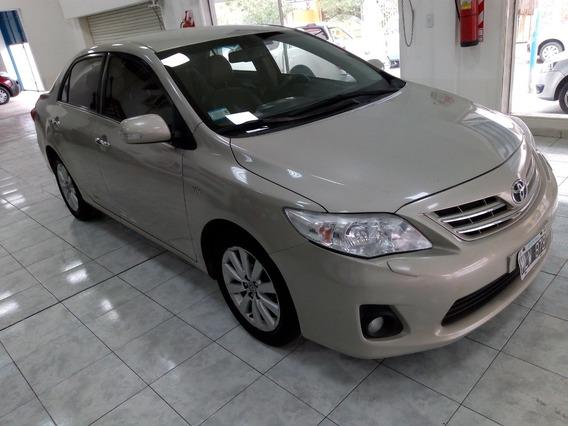 Toyota Corolla Seg At 2013