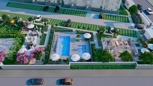 Imagem 1 de 30 de Apartamento  Com 2 Quartos À Venda, 58 M², Lazer, 2 Suítes, Elevador,1 Vaga, Elevador, Financia - Passaré - Fortaleza/ce - Ap1945