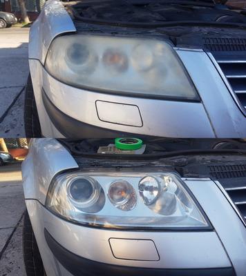 Pulido De Opticas Delanteras Y Traseras - Restauración