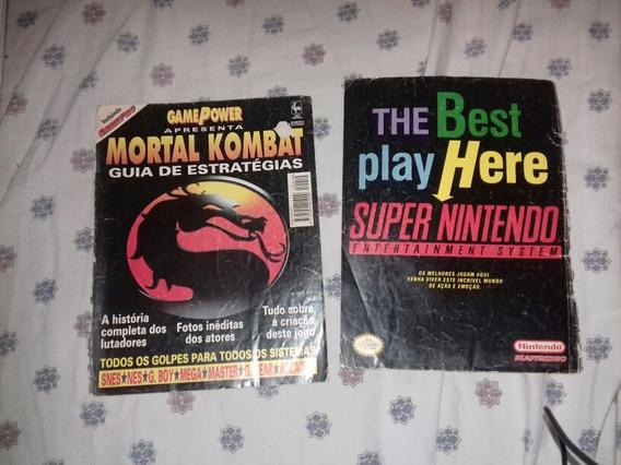 Leia O Anuncio ##somente A Capa## Capa Revista Mortal Kombat