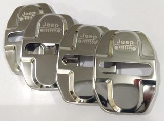 Acessorios Jeep Compass Renegade Pronta Entrega - 4 Peças