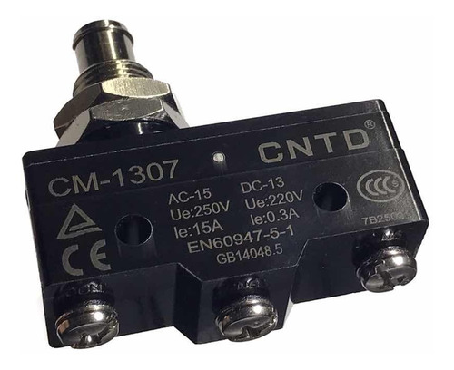 Imagen 1 de 2 de Micro Interruptor Switch Límite Cm-1307 Cntd Nuevo Original
