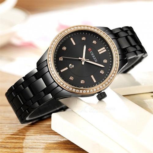 Reloj Curren Con Maquina Japonesa Sgp 9010 Guilad Joyas