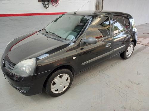 Renault Clio 1.2 Pack Plus 2011  350 Y Cuotas Fijas