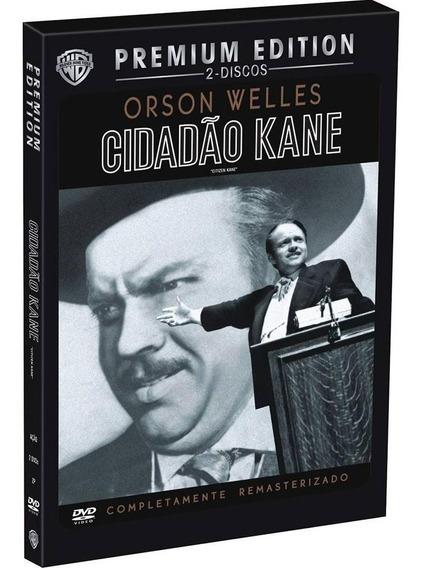 Cidadão Kane - Dvd Duplo - Orson Welles - Joseph Cotten