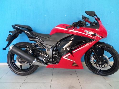 Nijnja 250 R  Vermelha Lindissima!!!!!!!