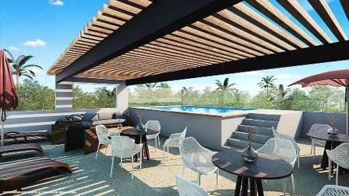 Venta Estudio Amueblado Playa Del Carmen Studio Playa