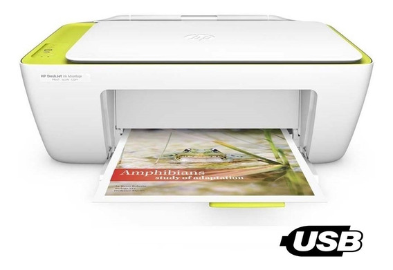 Impressora Hp Deskjet 2135 Ink Advantage Multifuncional