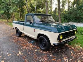 Gm Chevrolet C10 1979 - Gasolina - 6cc