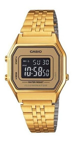 Relógio Casio Vintage La680wga-9bdf