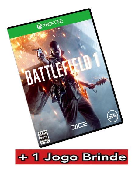Batlefield 1 Xbox One Midia Digital + Brinde