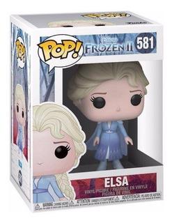 Elsa 581 Frozen 2 Disney Funko Pop